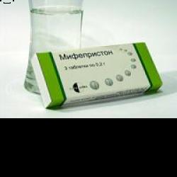 Прерывание беременности таблетками-отзывы