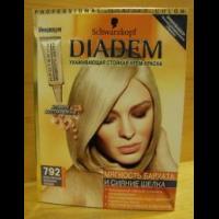 Отзывы краски для волос диадем