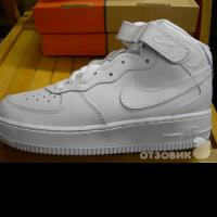 4b737923a3b2 Отзывы о Кроссовки Nike Air Force One