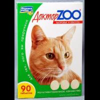 Витамины для кошек доктор зоо инструкция