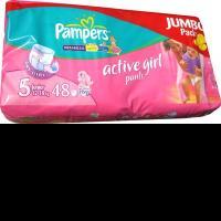 fe54222589c0 Отзывы о Подгузники-трусики Pampers Active Girl Pants