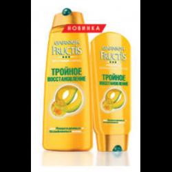 Маска для волос фруктис тройное восстановление отзывы