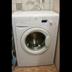 indesit wiue10 стиральная машина инструкция