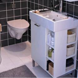отзывы о мебель для ванной комнаты Ikea лиллонген