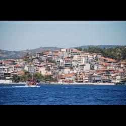 Проект виллы в греции