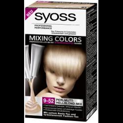 Микс краски для волос блонд