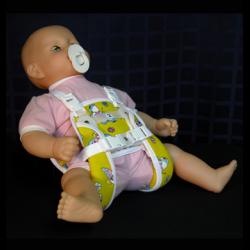 Шинка-распорка тазобедренный сустав гипермобильность суставов нужны ли физические нагрузки