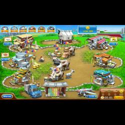 Игры про ферму на пк онлайн