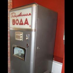 Розлив воды — автомат по продаже и розливу воды в тару