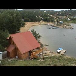 Схема расположения домиков на базе отдыха айна
