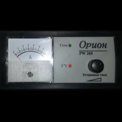 Орион Зарядное Устройство Pw160 Инструкция - фото 7