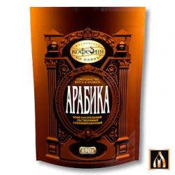 Кофе fresco arabica blend