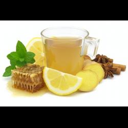 Чудо напиток для похудения с имбирем