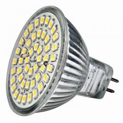 Прикроватная настольная лампа 332ПК под мрамор с абажуром