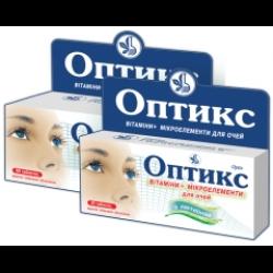 витамины для глаз оптикс инструкция - фото 5