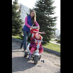 Otzyvy O Trehkolesnyj Velosiped Smart Trike Recliner