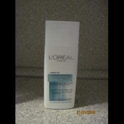 Лореаль молочко для снятия макияжа с глаз 127