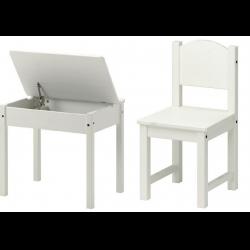 отзывы о детские стол и стул Ikea Sundvik