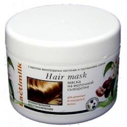 Маска для волос из молока в домашних условиях