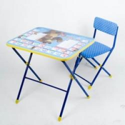 отзывы о набор детской мебели Nika маша и медведь
