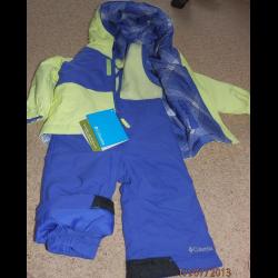 Отзывы о Комбинезон зимний детский Columbia Omni-Shield 7d51ae603f476