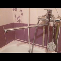 Смеситель для ванны и душа Milardo