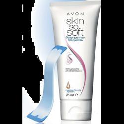 Skin so soft avon крем для удаления волос на лице отзывы