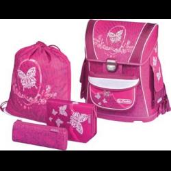 Детские школьные ортопедические рюкзаки herlitz бекас-рюкзак