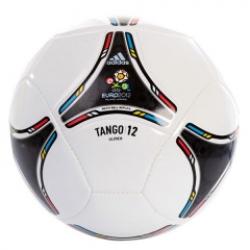 Отзыв о Мяч футбольный Adidas Euro 2012 Glider  489fa257267e3