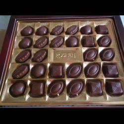 фото конфеты в коробках