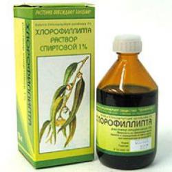Хлорофиллипт отзывы беременных