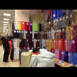 магазины тканей в спб