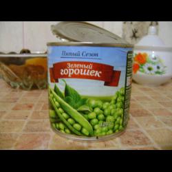 e3802962a74 Отзыв о Горошек зеленый консервированный