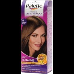 Краска для волос палет средне-русый отзывы