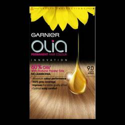 Краска для волос олиа