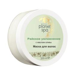 Масло оливы для волос