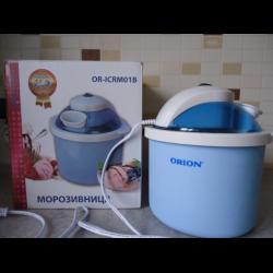 Мороженица орион инструкция