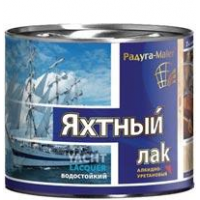 Яхтный лак | лак яхтенный полиуретановый ролакс™ rolax.