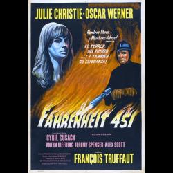 отзывы о фильм 451 градус по фаренгейту 1966