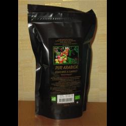Свежеобжаренный кофе в зернах своими руками