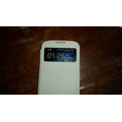 отзыв о чехол книжка S View Cover Samsung Galaxy S4 необходимый