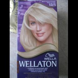 Пепельный блонд краска для волос
