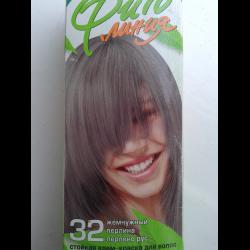 Краска жемчужная для волос