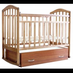 сборка кроватки антел с маятником
