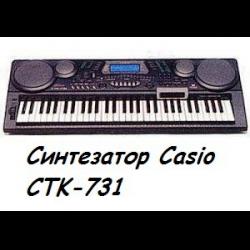 Casio Ctk-731 Инструкция Скачать - фото 4