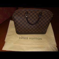 10527d901925 Женская сумка Louis Vuitton Alma PM - отзывы