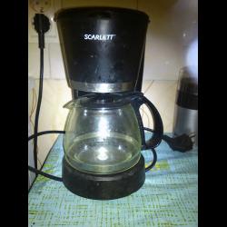 кофеварка скарлет Sc 038 инструкция img-1