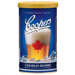 Coopers Canadian Blonde Инструкция - фото 4