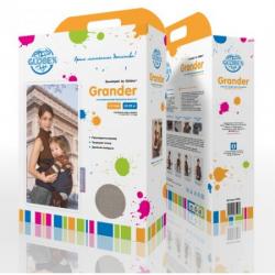 Globex грандер рюкзак-кенгуру рюкзак pinguin activent 55