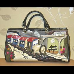 6ff5f790724d Отзывы о Женская сумка Braccialini